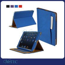PU Leather flip cover stand for ipad 3 case