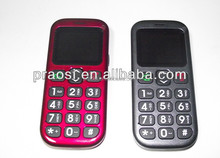 cheap seniors cell phone with quad band ,used in USA with FCC