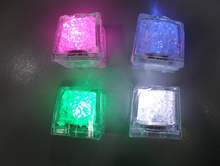 Birthday Parties New Style Beautiful LED Ice Square