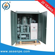 Double Stage Filtration system Plant for transformer oil,insulating oil