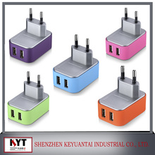 UL,CE,FCC,ROHS,KC usb wall charger, power bank charger, adapter