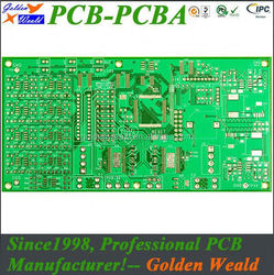Best competitive cost 2 layer aluminum cfl pcb digital camera testing board