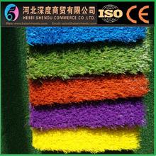 artificial grass high clase indoor artificial carpet grass mat