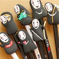 novelty stationery Halloween gifts pens for kids plastic gel pen