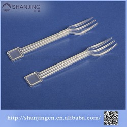 restaurant disposable salad and fruit fork