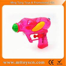 High quantity Plastic Summer toy pink water gun