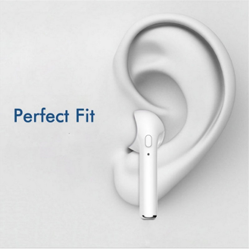 Wireless earbuds - i7 wireless earbuds right ear