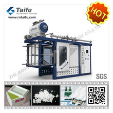 TAI FU styrofoam electrical appliance Package Box Moulding Machine(certification with CE)