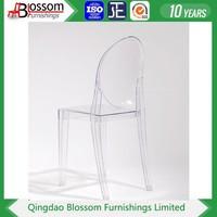 Wedding crystal resin Ghost chair