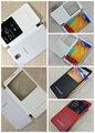 2014 nova venda quente pu flip caso de couro para telefone celular capa para samsung note3bm01