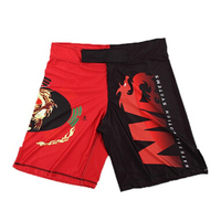 Wholesale Custom Printed MMA Shorts