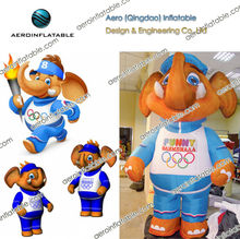 Inflatable costume/Inflatable elephant/Inflatable cartoon