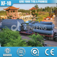 XF-10 Easy operated Updated design oil machine