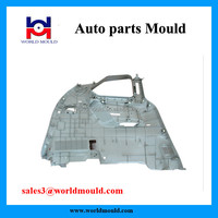 Hot selling Injection auto plastic mold components