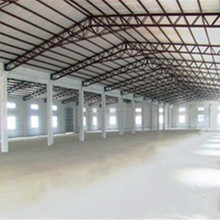 High strength light duty steel structure warehouse drawings for building/house