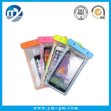 Wholesale waterproof pouch for cell phone , waterproof phone bag , waterproof phone case