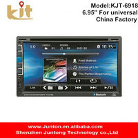 gps navigation universal stereo radio audio function auto radio 2 din car dvd gps player