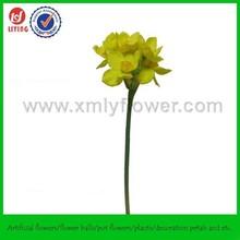 36CM Decorative Artificial Daffodil Flower,Stem Daffodil