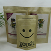 paper zip lock bag for food paper kraft bags wholesale color maper bag printing