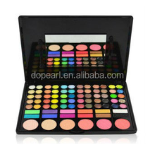 Pro 78 Full Color Cosmetic EyeShadow Blusher shading power set Makeup kit,cosmetic set.