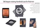 Caso 360 graus de rotação para o ipad Pega Mini ipad 2/3