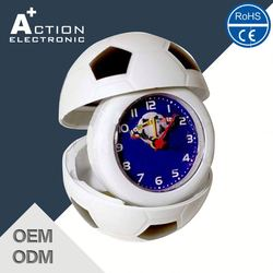 2016 New Design Luxury Quality Battery Led Table Clock