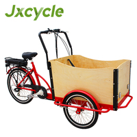 JX-T05 Electric Cargo Bike 3 wheels