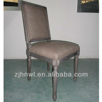 Types of antique wooden chairs
