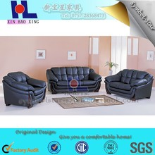 Modern Genuine Leather Design Home Sofa Furniture Used in Living Room sofa