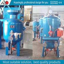 Q0250 stone sandblasting machine pot stone sandblasting machine pot