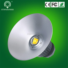 Manufacturer project light warehouse parking use warm white led industrial high bay lamp 120w