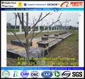 Resort hotel de residuos de plantas depuradoras de agua del sistema, los ingenieros de orientación disponible