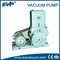 Rotary Piston Pump as Roots Vacuum System Backing Pump H-150