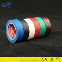 Shiny Fireproof pvc electrical insulation tape