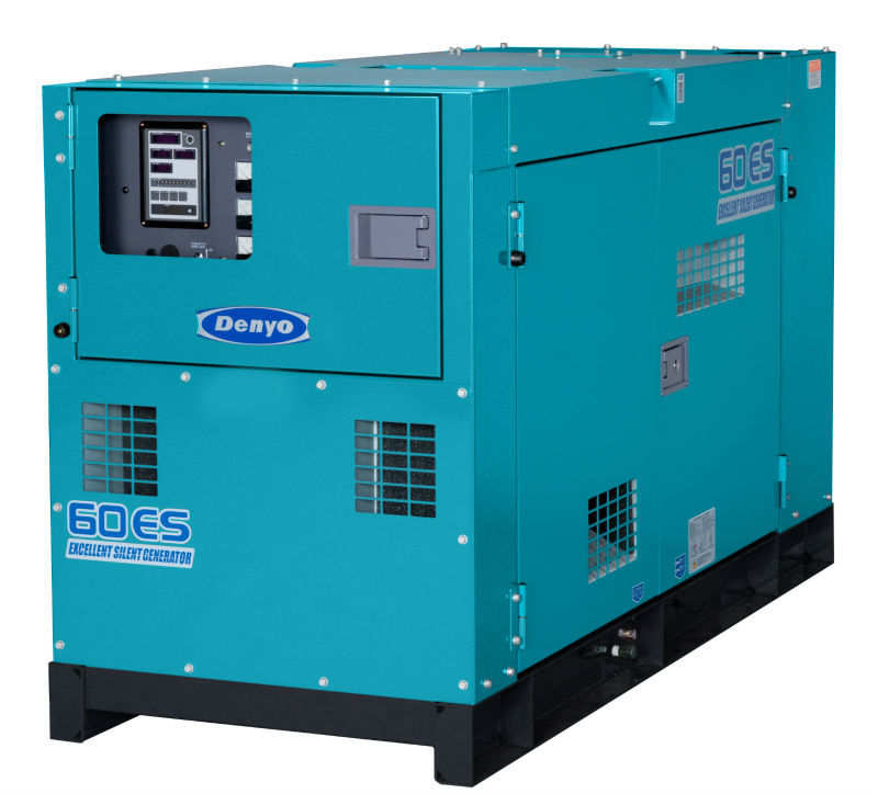 Denyo Diesel Generator Dca-60esi2