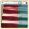 waterproof colorful color Coated steel tiles/roofing tiles