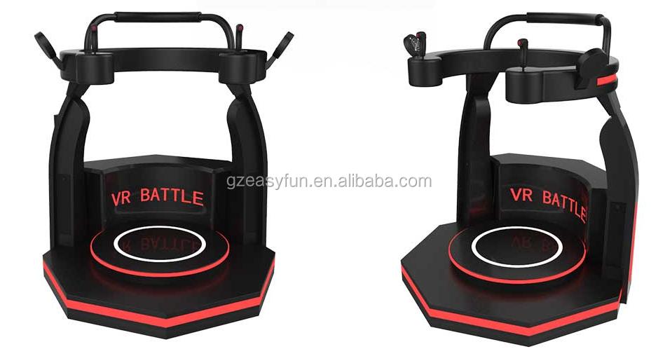 VR battle