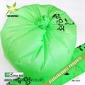Big 100% biodegradável saco de lixo plástico