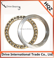 Durable HQZ Brand High Quality High SpeedLow Noise Thrust Ball Bearing Manufacturer