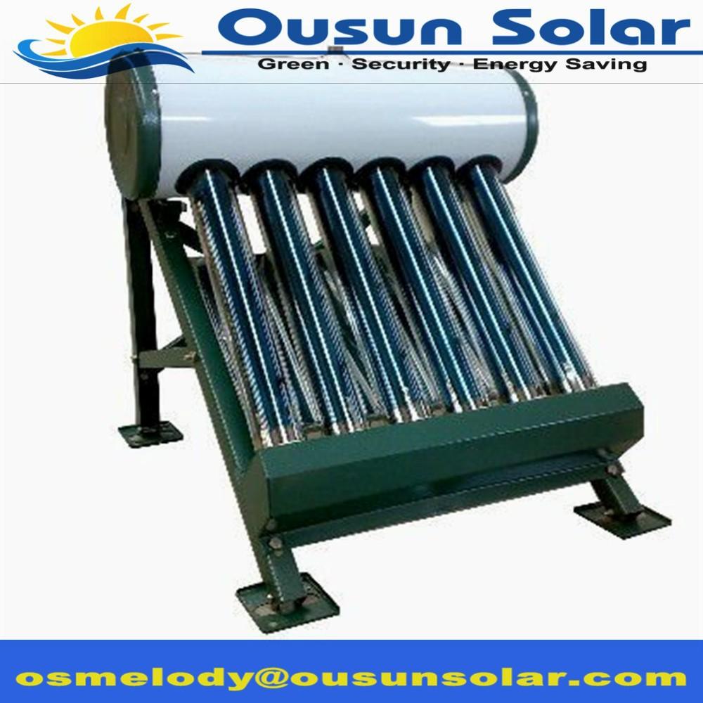 Compact Non-pressurized Mini Portable Solar Heater - Buy Mini Portable
