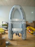 2015 China CE Certificate High Quality RIB Boat Fiberglass Catamaran Sailing Yacht