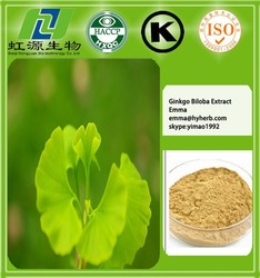 Health Care Food Ginkgo Biloba Extract/China herbal extract Ginkgo Biloba softgel
