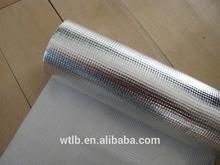 papel de aluminio resistente al calor de aislamiento