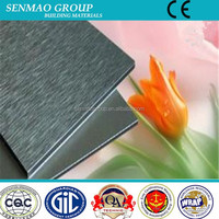 durable and light alucobond new material for interior decoration