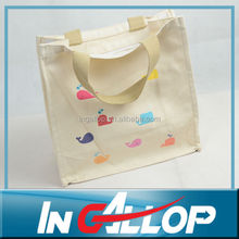 standard size cotton tote bags