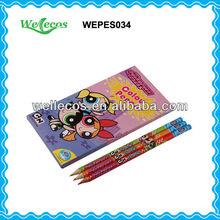12 Color Pencil Set for Children