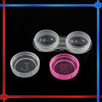 anti roll case ,H0T006, lens case wholesale color contact lens korea