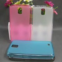 TPU Matte Soft Cell Phone Case Cover For Lenovo A328