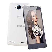 Cheap Phones ZTE V5 Red Bull V5 WCDMA 3G Mobile Phone 1GB RAM 4GB ROM Snapdragon Quad Core 1.2GHz Cell Phone 13MP