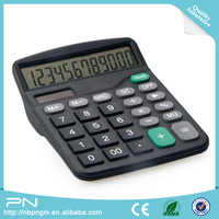 hot selling products wholesales high quality 12 Digit Calculator, dual power calculator,the calculator